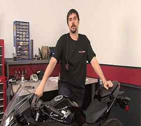 2013 Kawasaki Ninja 300 PCV Install Video
