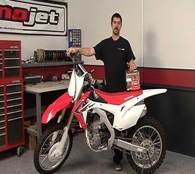 2014 Honda CRF250R PCV Install