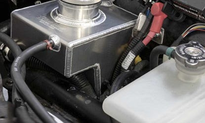 INTERCOOLER COOLANT EXPANSION TANK (ICE-T)