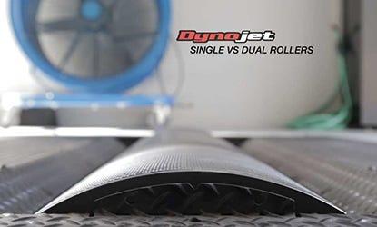Dynojet Single Roller vs Twin Roller