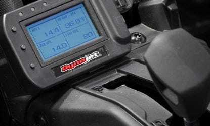 Wideband CX- Dial in Performance