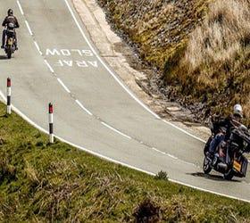 Touring Bike Breakdown