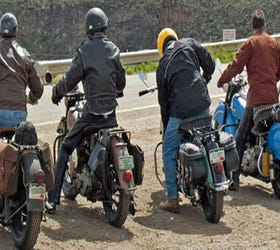 The Truth About Lane Splitting