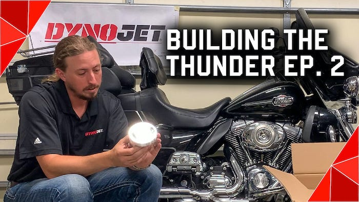 Building The Thunder: A Harley-Davidson Build