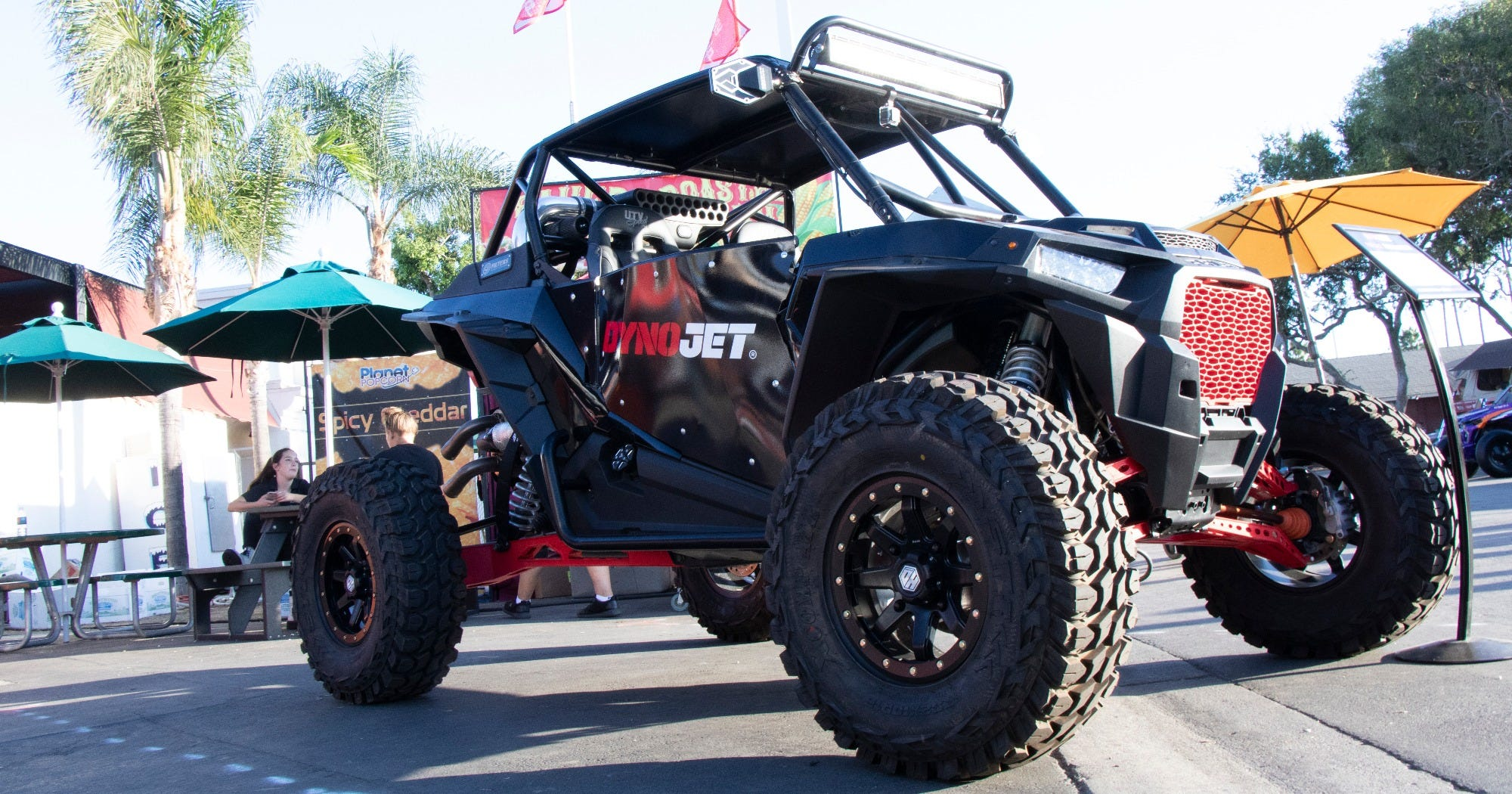 2016 Polaris RZR Turbo
