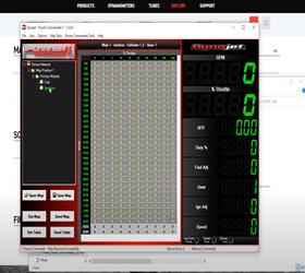 Power Commander software