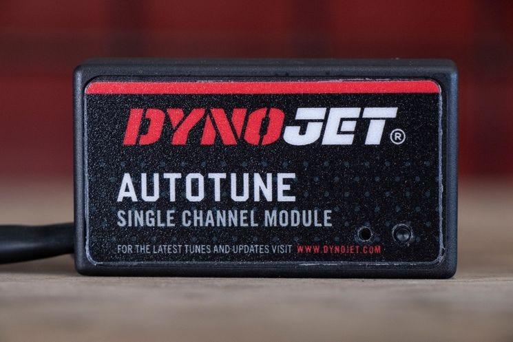 autotune single channel
