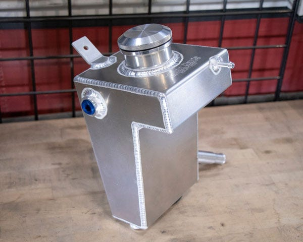Intercooler Expansion Tank