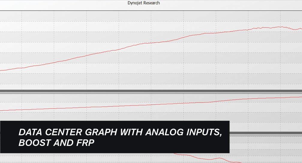 PowerCore fuel tuning software compare power data