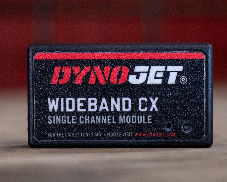 Wideband CX O2 Sensor module detail