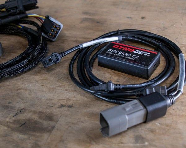Wideband CX O2 Sensor package